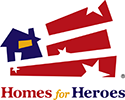 homes for heros logo