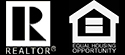 realtor logo equal housing opportunity logo
